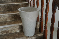 12 inch large flower pots cheap for family garden