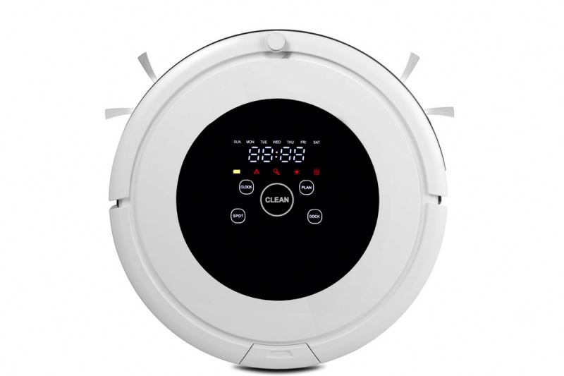 Durable in use x500 robotic vacuum cleaner dry function