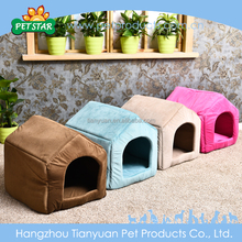 18 Years Experience Professional Wholesale Soft House Pet Luxury Dog Bed