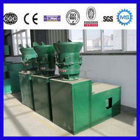 Best Selling cow manure processing production line