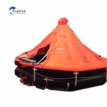 Best price marine fishing vessel rigid type solas approved life raft container