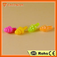 EASTNOVA silicone ear protectors, noiseproof earplugs, silicone earplugs covers