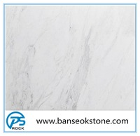 natural stone Volakas White types of marbles for wall