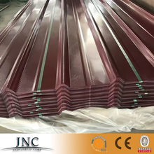 ppgi ppgl Colorful Stone pattern Coated Metal Roof Tile Aluminum steel corrugated Roofing sheet watt