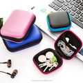 earphone carrying bag case waterproof Hard EVA Carry Bag