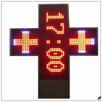 new innovative products lighted outdoor crosses P4 P5 P6 P7 P8 P10 outdoor SMD LED display panel