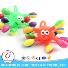 High quality funny gift plastic small flashing light ball toy for kids