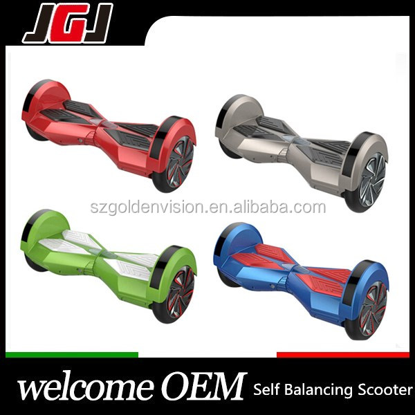 Factory Price Customized 2 Wheels Self Balancing Scooter Sensor Control Vehicle Electric Balance Scooter Self-balanced Vehicle