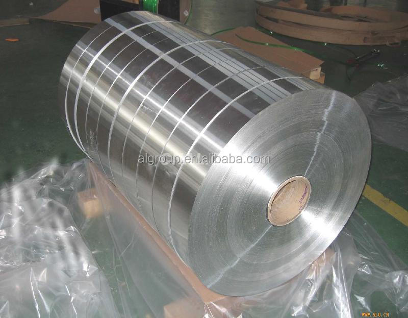 Flat aluminium strip /alloy 1060 1100 8011 3003