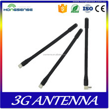 external 3g rubber antenna 3g antenna with ts9 connector