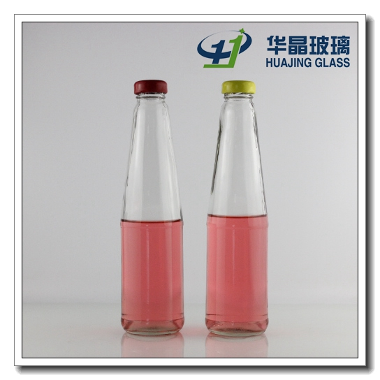 450ml ketchup glass bottle for tomato sauce with lid xuzhou factory