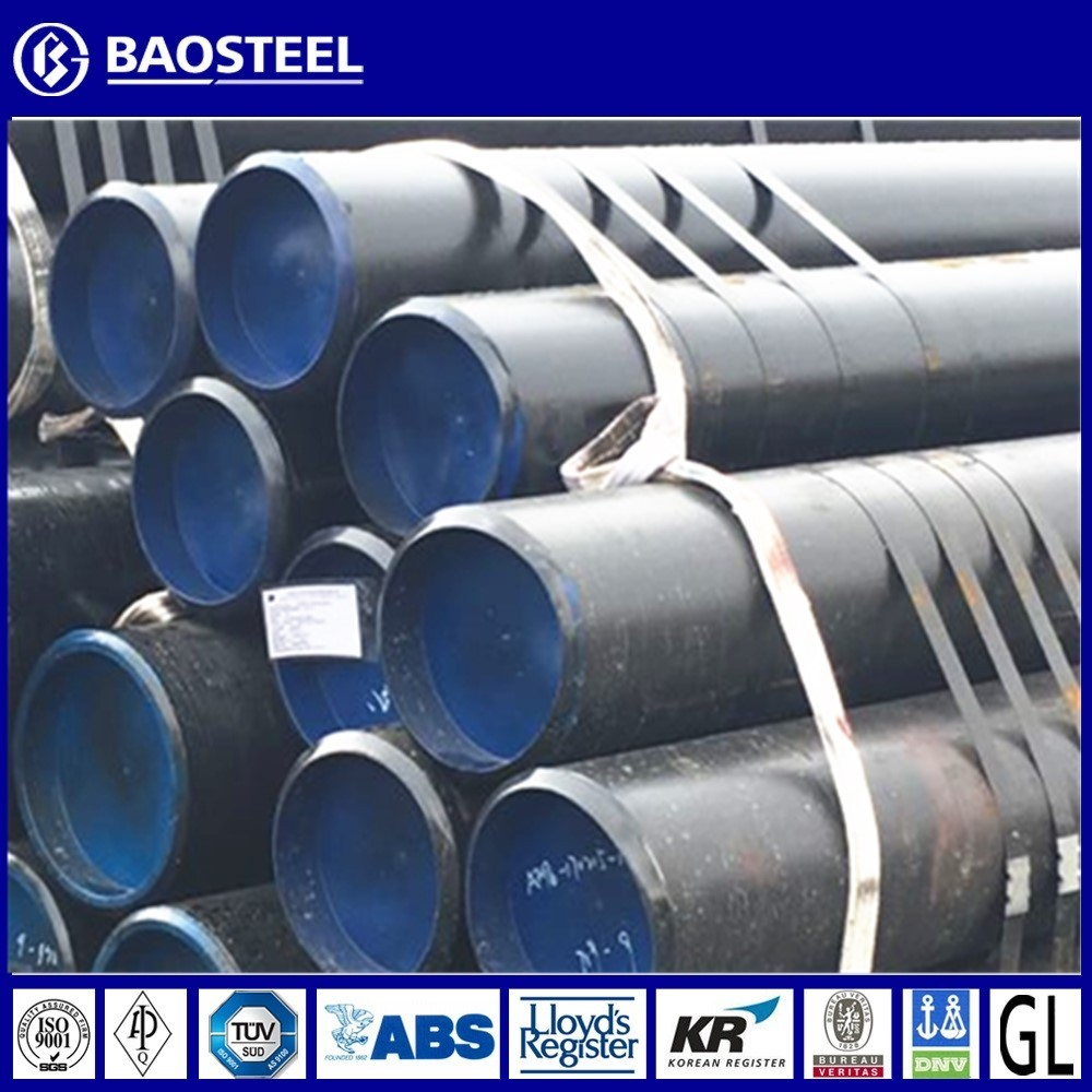 Seamless Steel Pipe For Ship Building of Baosteel manufacturer