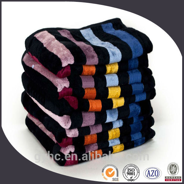 china wholesale deep color cotton soft small bath towels