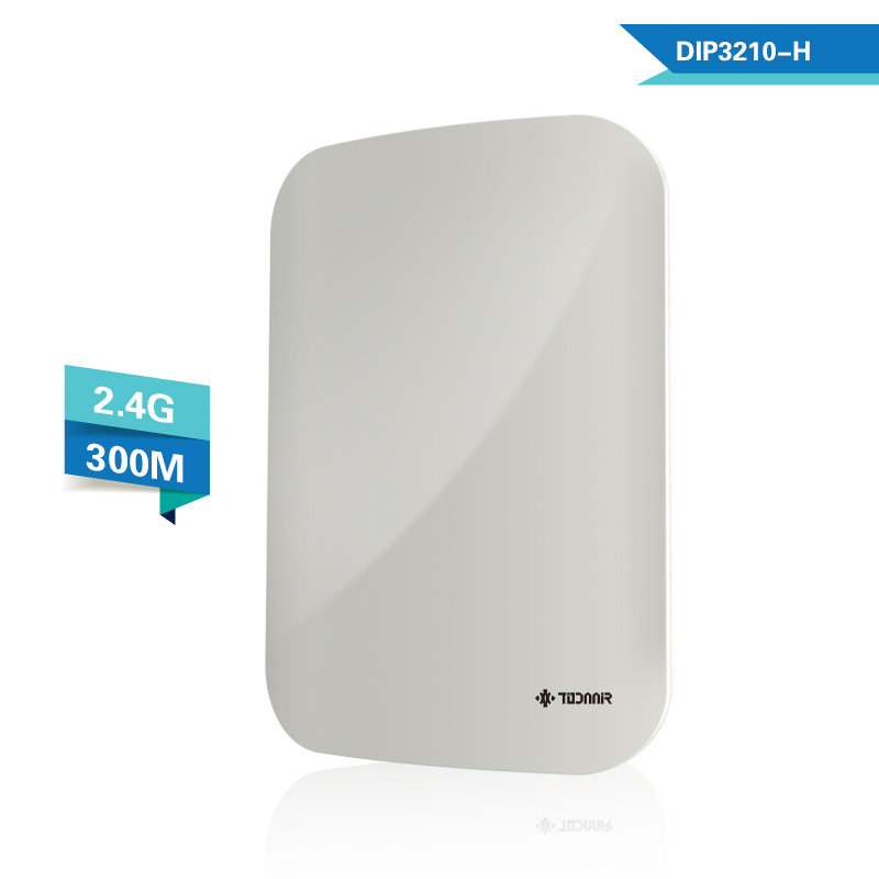 Todaair High Power 300Mbps 2.4G Wireless AP Router Bridge with DIP Function for Indoor Outdoor Long Distance wireless outdoor br