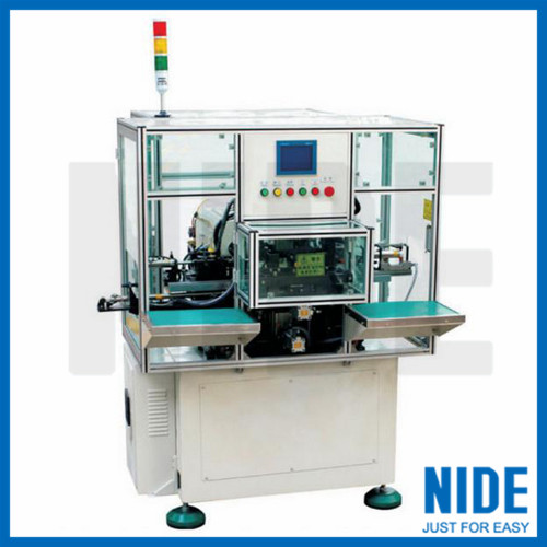 Electric motor coil winder automatic small stator coil winding machine