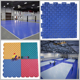 Better than rubber EPDM PVC PP polypropylene copolymer synthetic portable volleyball court sports flooring