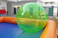 Hot Colorful Inflatable Water Roller For Kids/inflatable fun roller F7039(2)