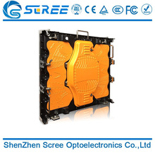 Waterproof IP65 P10 outdoor rental advertising smd 3535 led display module made in china