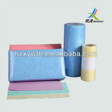 Disposable house keeper non-woven clean dish cloth