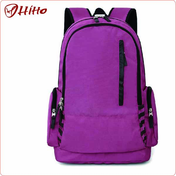 Personalized Korean Fashion Teens Ripstop Nylon Backpack