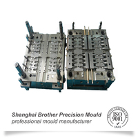 Plastic Parts Injection Mould Precision Molds for Medical Products ISO9001 certificated