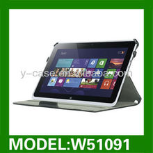 super slim classic PU leather case for Acer Iconia W510