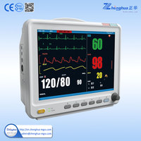 Wall Mount Touch Screen Patient Monitor Device