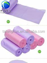 production line plastic garbage bag,garbage plastic bag,good garbage bag importers