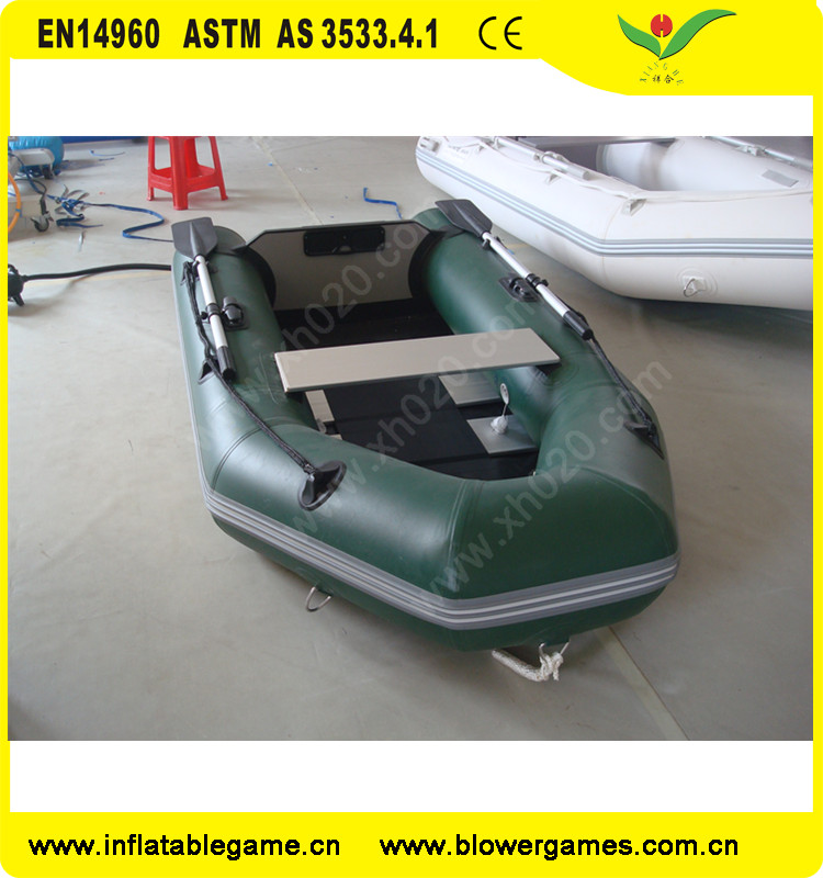 Inflatable Boat With Outboard Motor for Mini Fishing Boat for sale