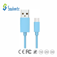 China USB cable export factory wholesale USB Sync Data Charging Cable For iphone 7 6S SE
