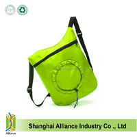 Special Nylon Drawstring Cinch Fold Sack Sport Travel Outdoor Backpack Bags