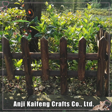 Wooden Fence / Wall Decoration Wooden Fence Garden Fence