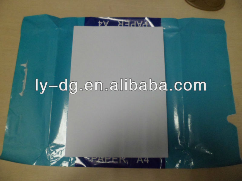 Super white 80gsm A4 paper with high quality