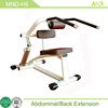 hot sale Fitness Equipment Circuit training H9 Abdominal Crunch Back extension/commercial Gym Equipment