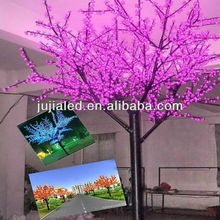 Multifunctional light up cherry blossom trees for wholesales