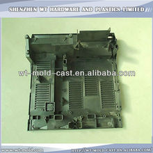 China Aluminium plastic inject mold maker for The office equipment housing