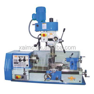 Manual mini/small bench lathe BVB25/BVB25L with good price