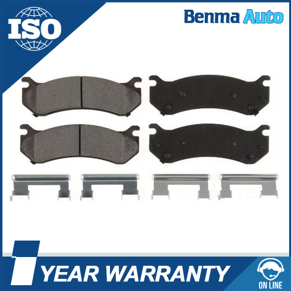 D785 Rear Brake Pads for Cadillac/Chevrolet/GM/Hummer