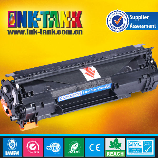 used MF4420n MF4412 MF4410 printer compatible toner cartridge for canon 328