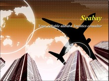 Newest seabay air freight companies from china