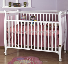 wooden baby crib baby cot baby bed