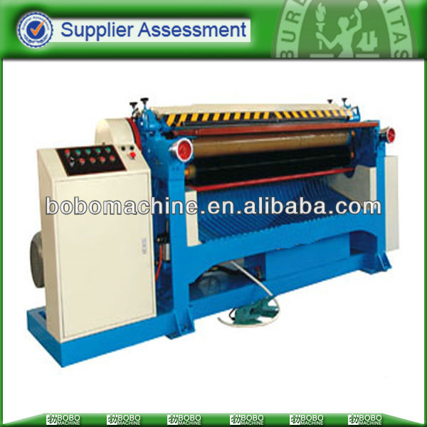 The precision leather buffing machine