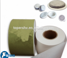 Coffee capsule filter paper for sale, coffee/tea bag filter paper roll price