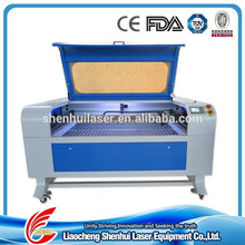 SH-G1060 high configuration co2 laser cutting machine laser engraver
