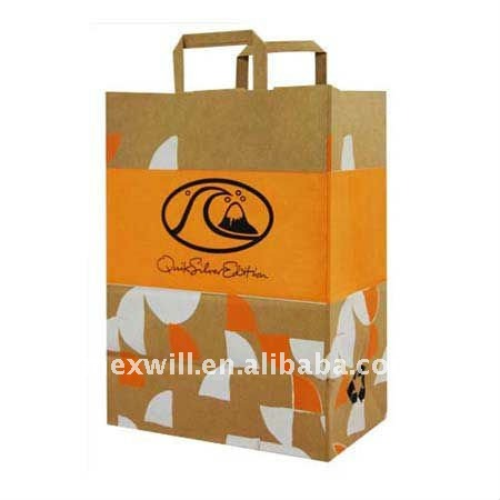 Everyday Paper Bag for Shopping
