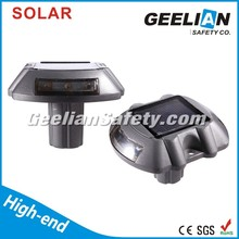 Driveway safety equipment solar led raised pavement marker