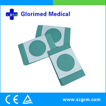Medical Consumables Water Barrier Disposabe Surgical Operation Drape From Suzhou