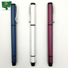 First Y091 2 in 1 Double Sided Metal Pen With Highlighter