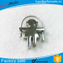 wholesale cheap custom made metal zink alloy keychain