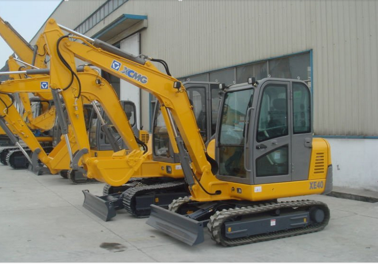 Hot sale ! Chinese cheap new mini crawler excavator with good quality 5ton 6ton